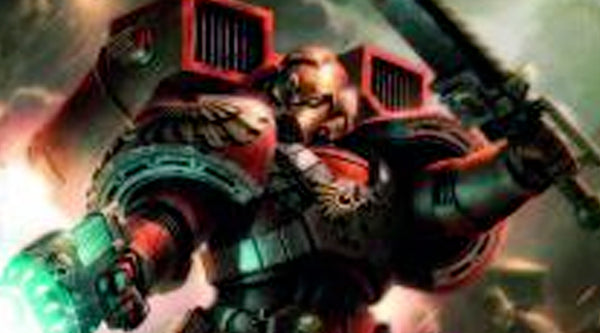 BLOOD ANGELS MARINES