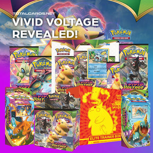 Pokemon Vivid Voltage