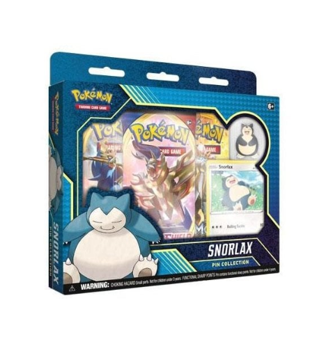 POKEMON Pin Collection 2020 - Snorlax