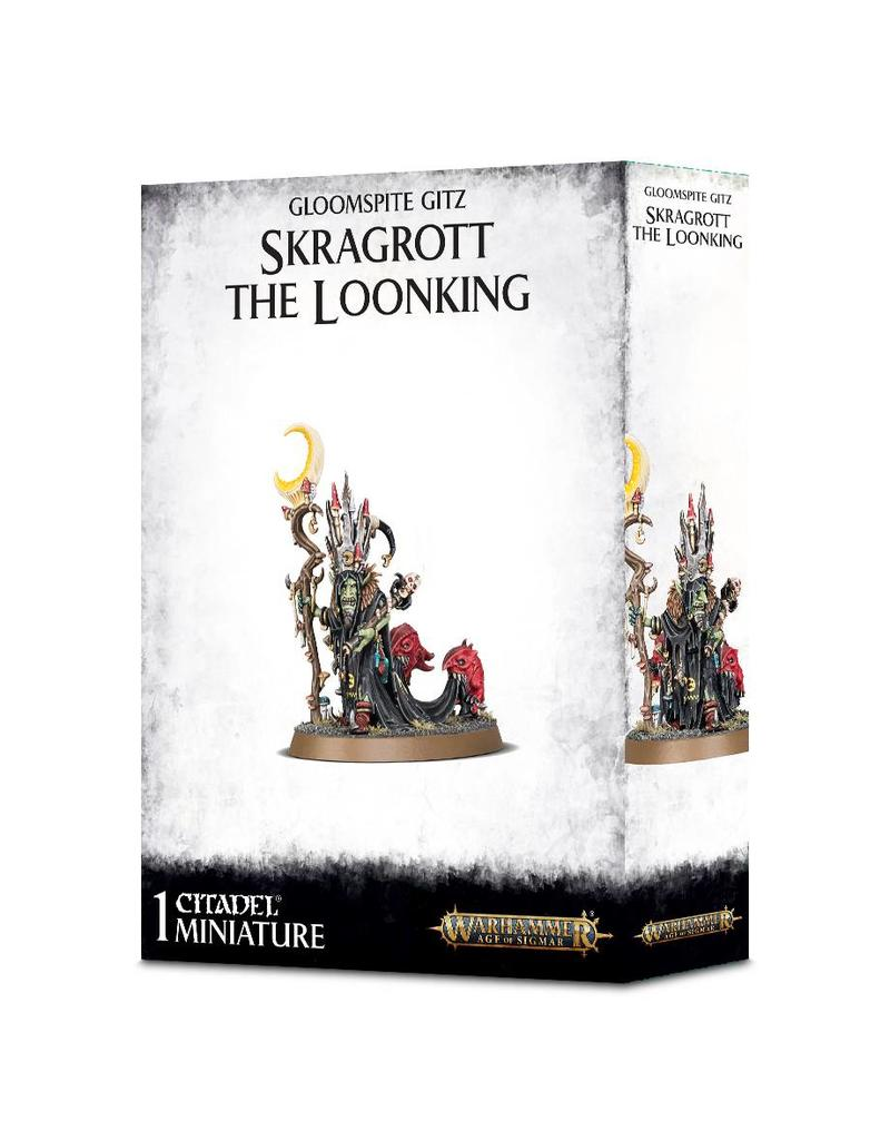 GAMES WORKSHOP GLOOMSPITE GITZ: SKRAGROTT THE LOONKING