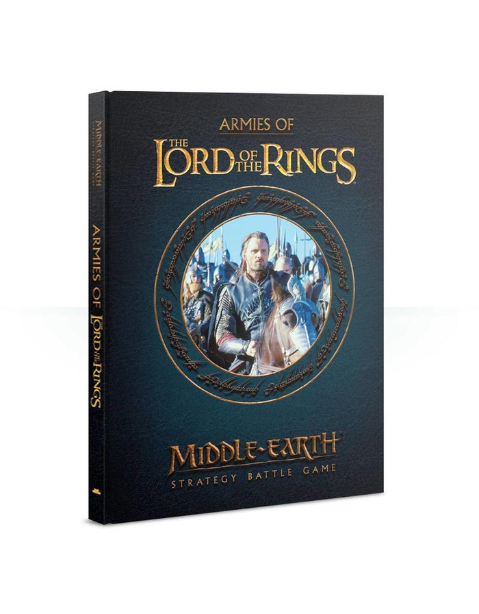 Games Workshop Armies Of The Lord Of The Rings (En)
