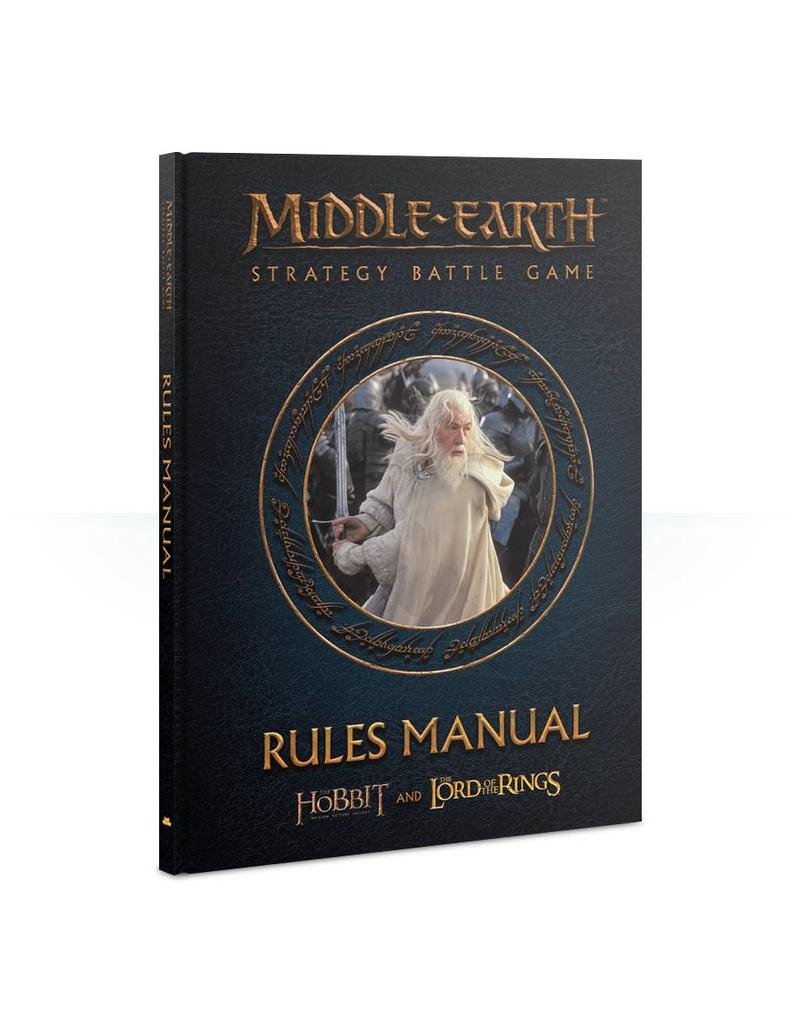 Games Workshop Middle-Earth Strategy Battle Gaming Rules Manual (Eng)