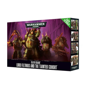 Games Workshop Easy To Build Lord Felthius & Tainted Cohort