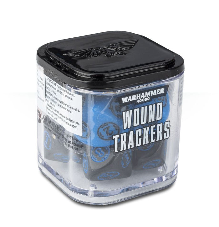 Games Workshop Warhammer 40,000 Wound Trackers
