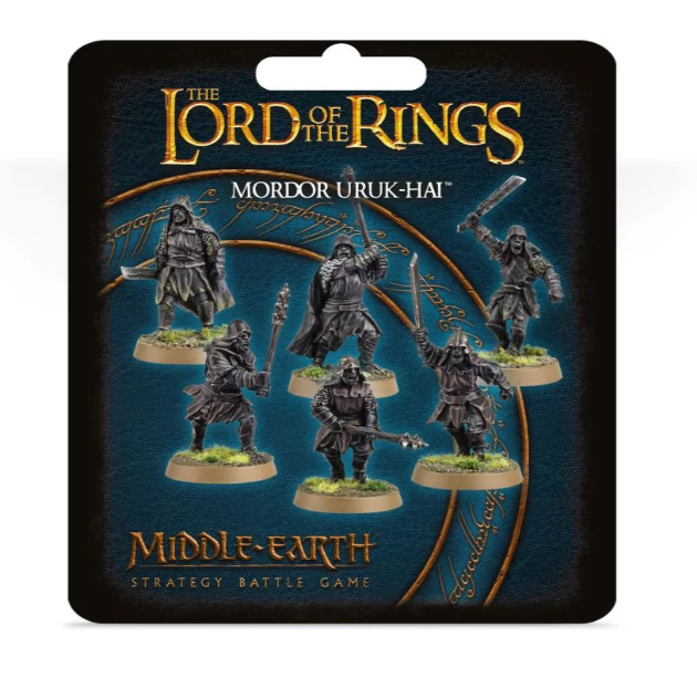 Games Workshop Mordor™ Uruk-hai™