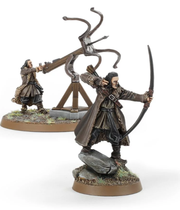 Games Workshop Bard, Hero of Laketown