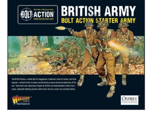 Bolt Action BRITISH STARTER ARMY