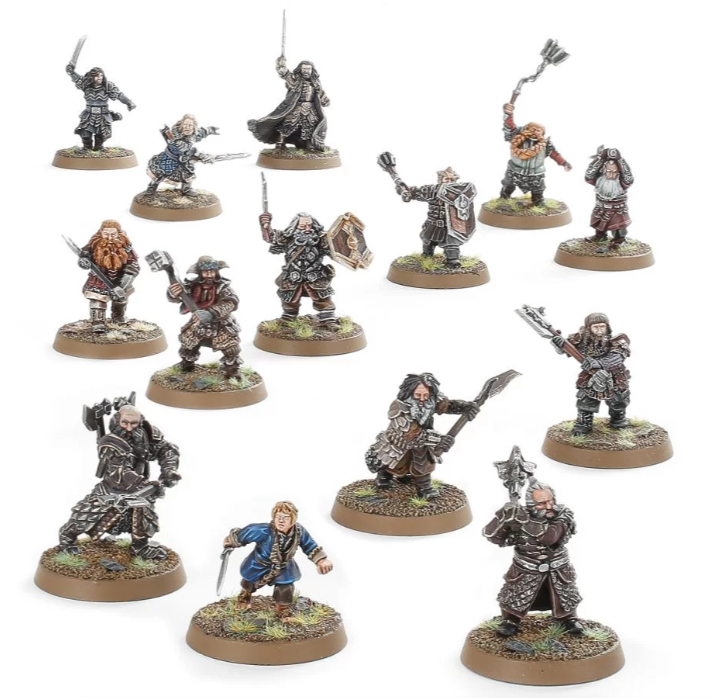 Games Workshop The Champions of Erebor™