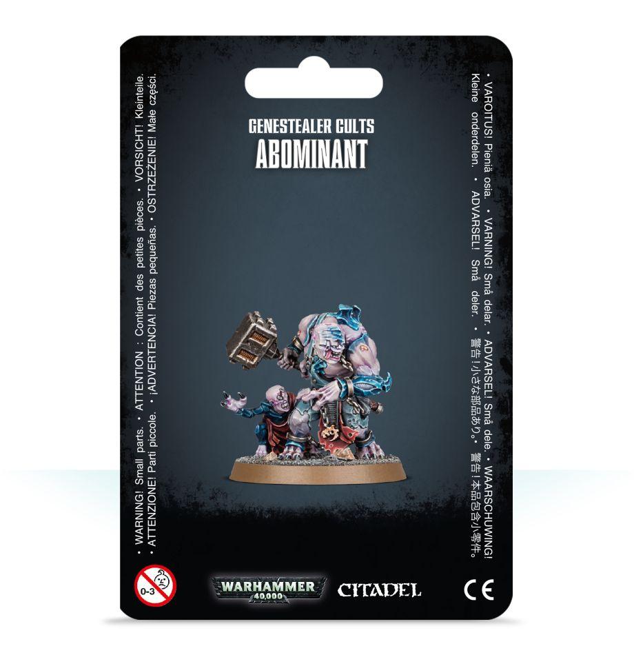 Games Workshop Abominant