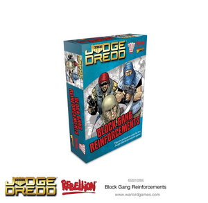 Warlord Games Dredd: Block Gang Reinforcements