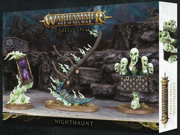 Games Workshop Endless Spells Nighthaunt
