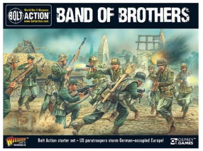 "Bolt Action 2 PLAYER STARTER SET ""BAND OF BROTHERS"