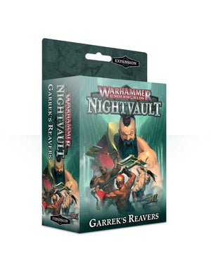 Games Workshop Warhammer Underworlds: Garrek'S Reavers (En)