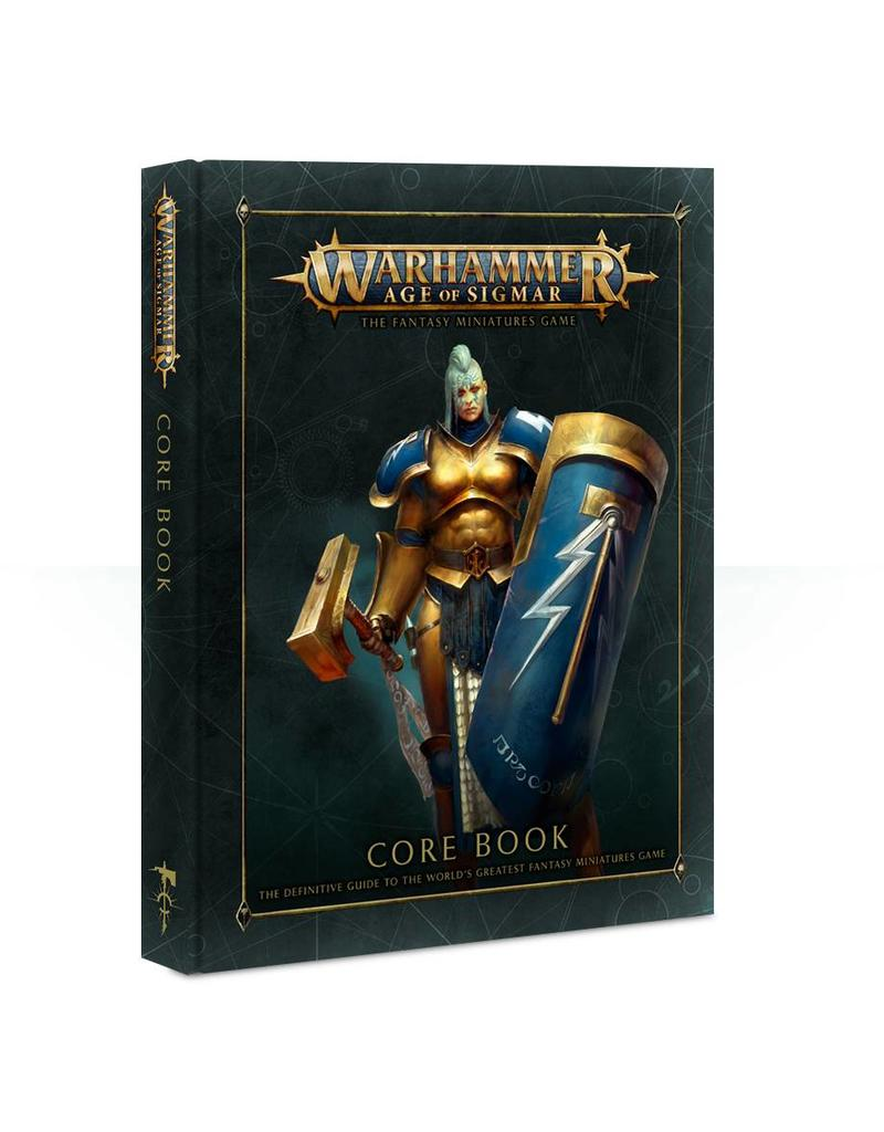 Games Workshop Warhammer Age Of Sigmar 2Nd Edition Rulebook