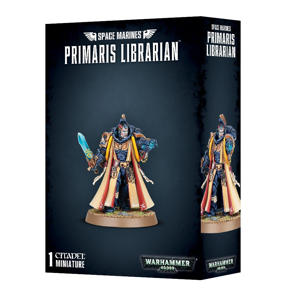 Games Workshop Primaris Librarian