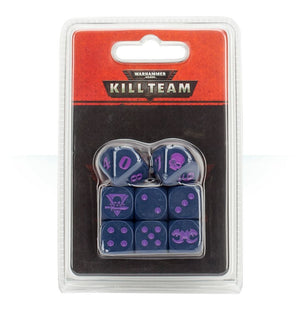 Games Workshop Kill Team Tyranids Dice