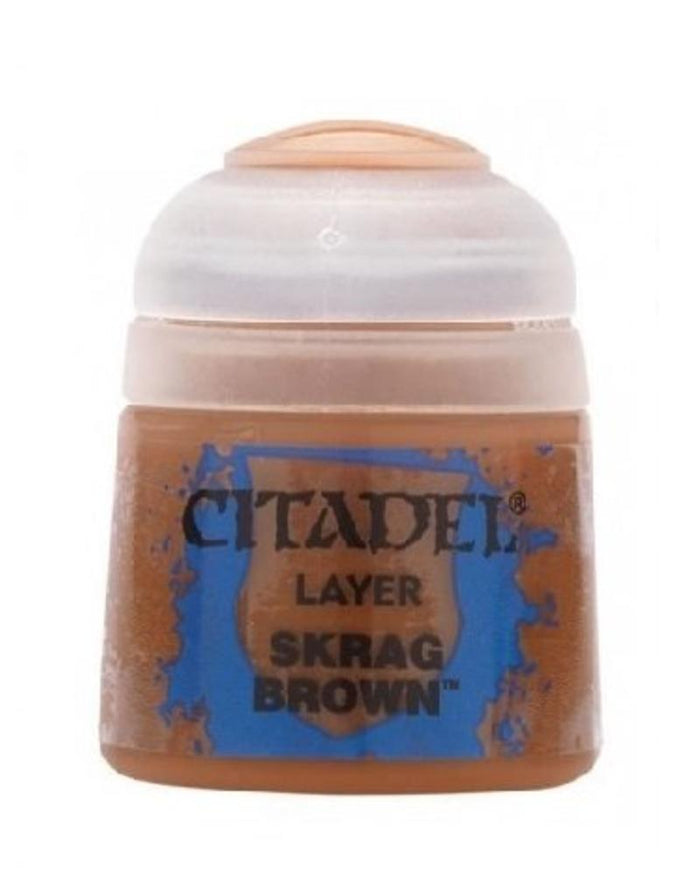 Citadel Layer Skrag Brown 12Ml