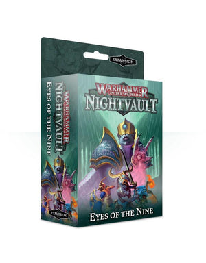 Games Workshop Warhammer Underworlds: The Eyes Of The Nine (En)
