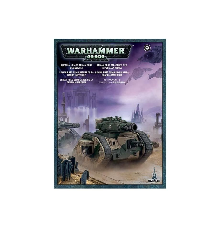 Games Workshop Leman Russ Demolisher / Punisher / Executioner