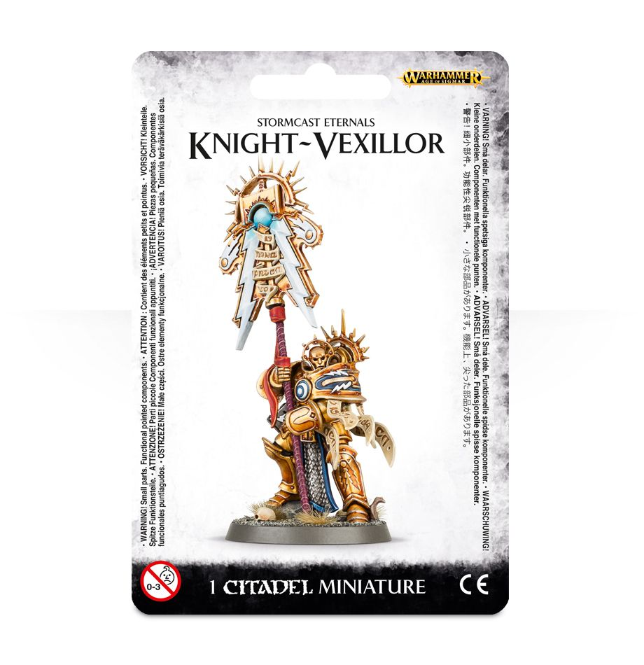 Games Workshop Knight Vexillor