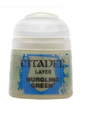 Citadel Layer Nurgling Green 12Ml