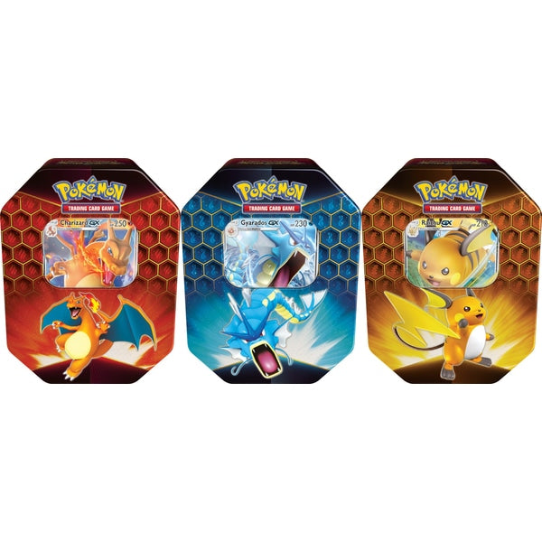 Hidden Fates Tins  (Reprint) 3 pack
