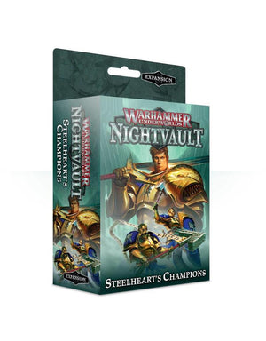 Games Workshop Warhammer Underworlds: Steelhearts Champions (En)