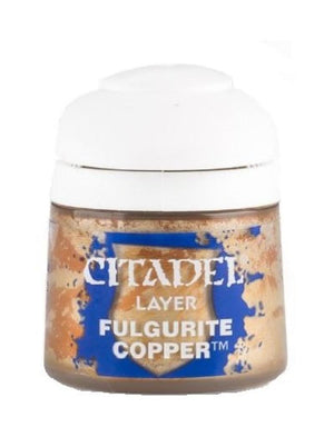 Citadel Layer  Fulgurite Copper 12Ml