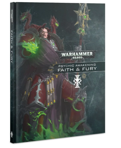 Games Workshop Psychic Awakening: Faith & Fury