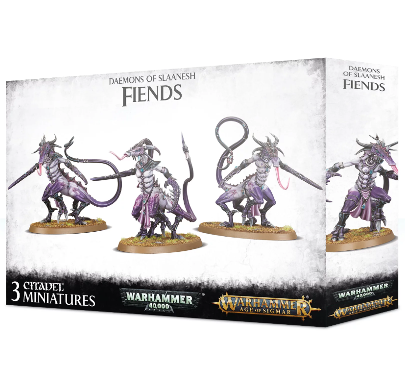Games Workshop Fiends of Slaanesh