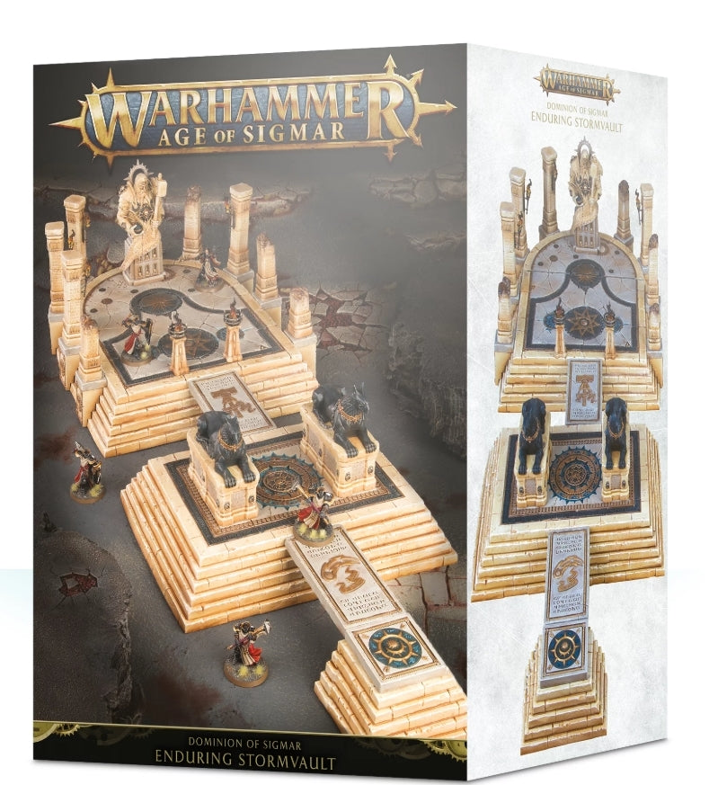 Games Workshop Dominion of Sigmar: The Enduring Stormvault