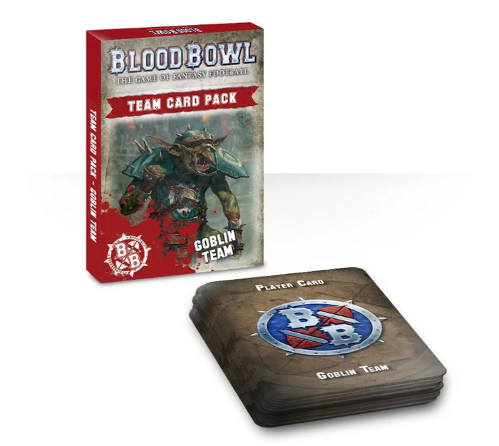 Games Workshop Team Card Pack: Goblin Team