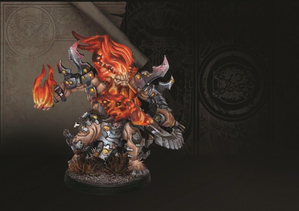 Dweghom: Herald of Fire- SKU PBW7336