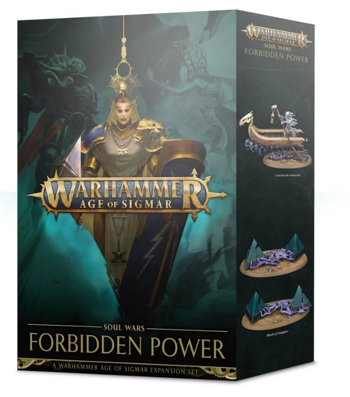 Games Workshop Soul Wars: Forbidden Power