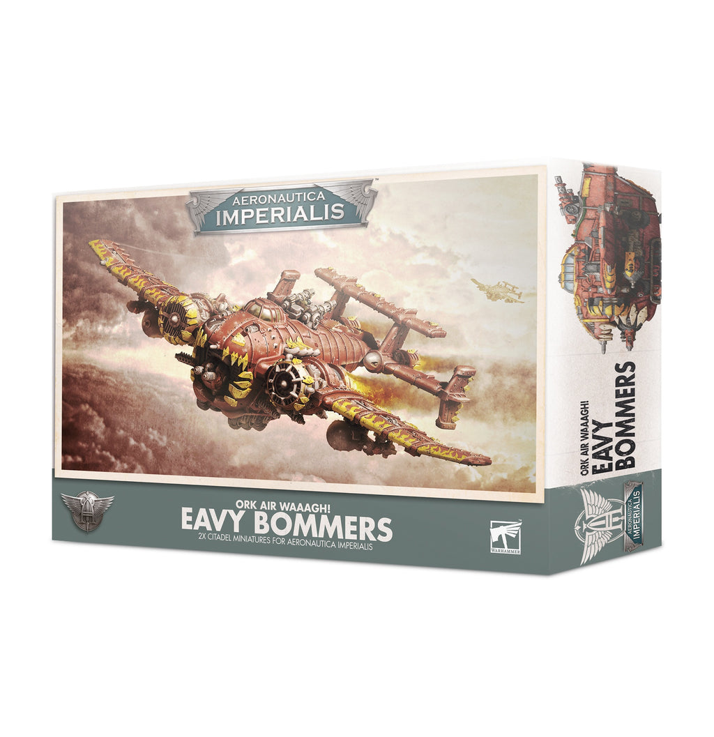 Games Workshop Ork Air Waaagh! Fighta Bommerz