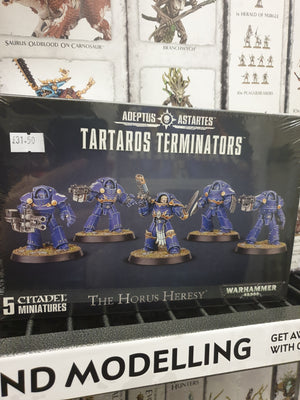 Games Workshop Tartaros Terminators