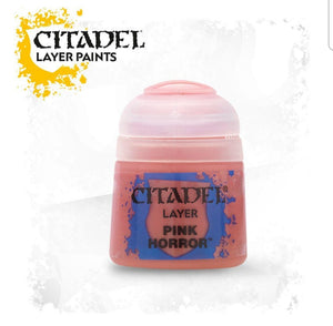 Citadel Pink horror layer paint