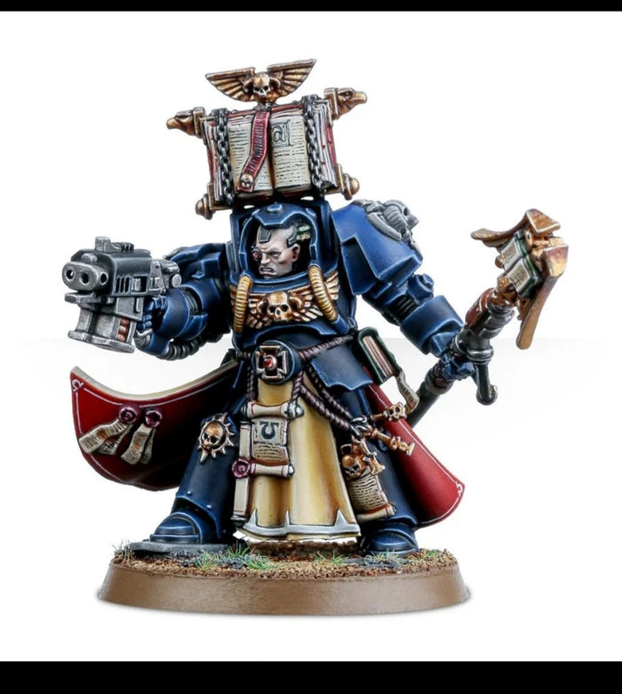 Games Workshop Librarian in Terminator Armour