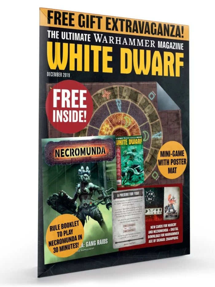 White Dwarf December 2019