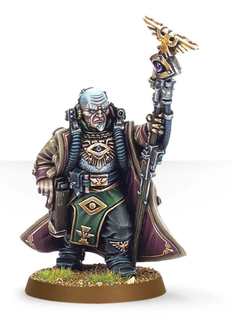 Games Workshop Primaris Psyker