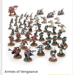 Games Workshop Armies of Vengeance