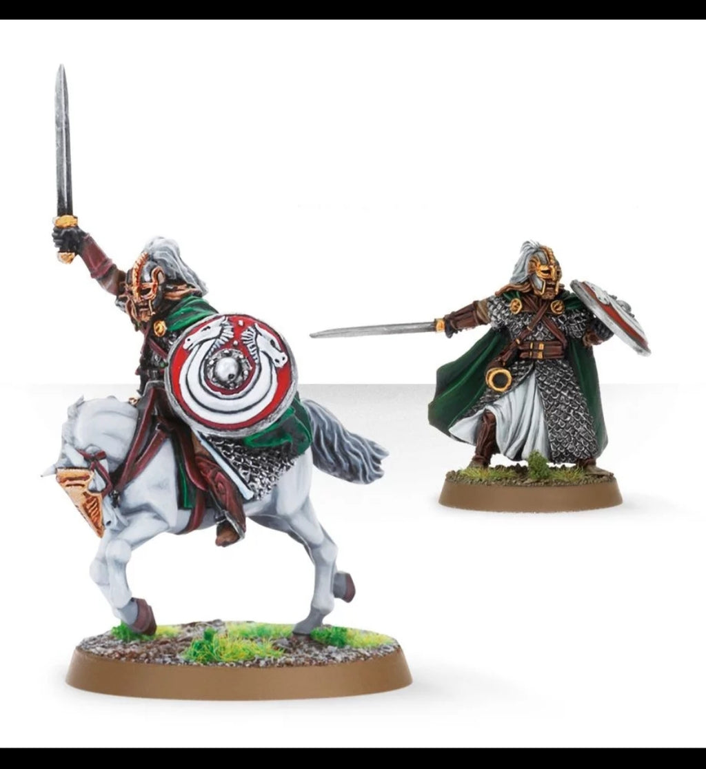 Games Workshop Erkenbrand (Foot & Mounted