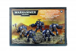 Games Workshop Terminators Close Combat Squad