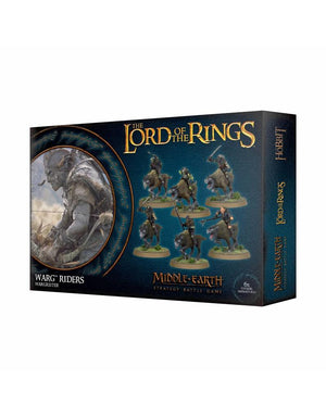 Games Workshop Forces Of Evil: Warg Riders