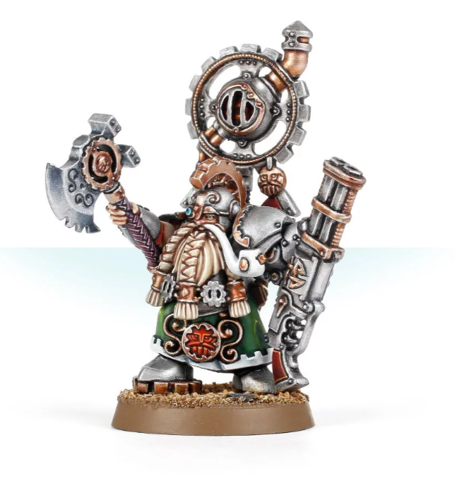 Games Workshop Cogsmith