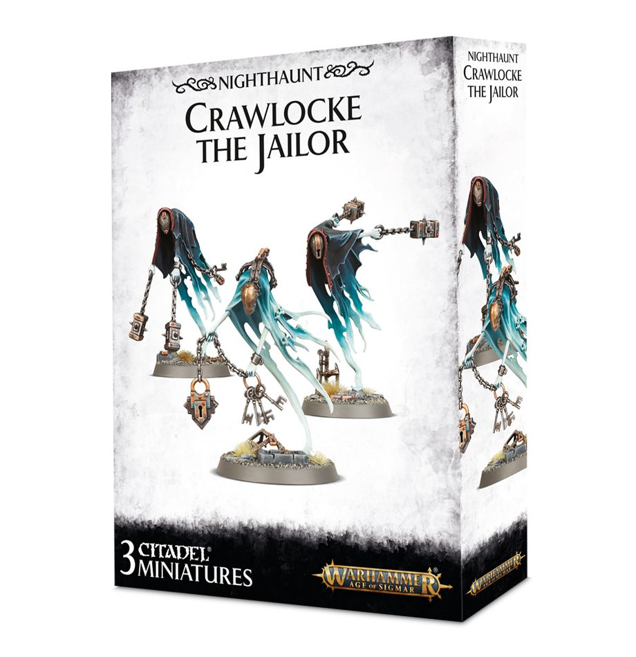 Games Workshop Crawlocke The Jailor
