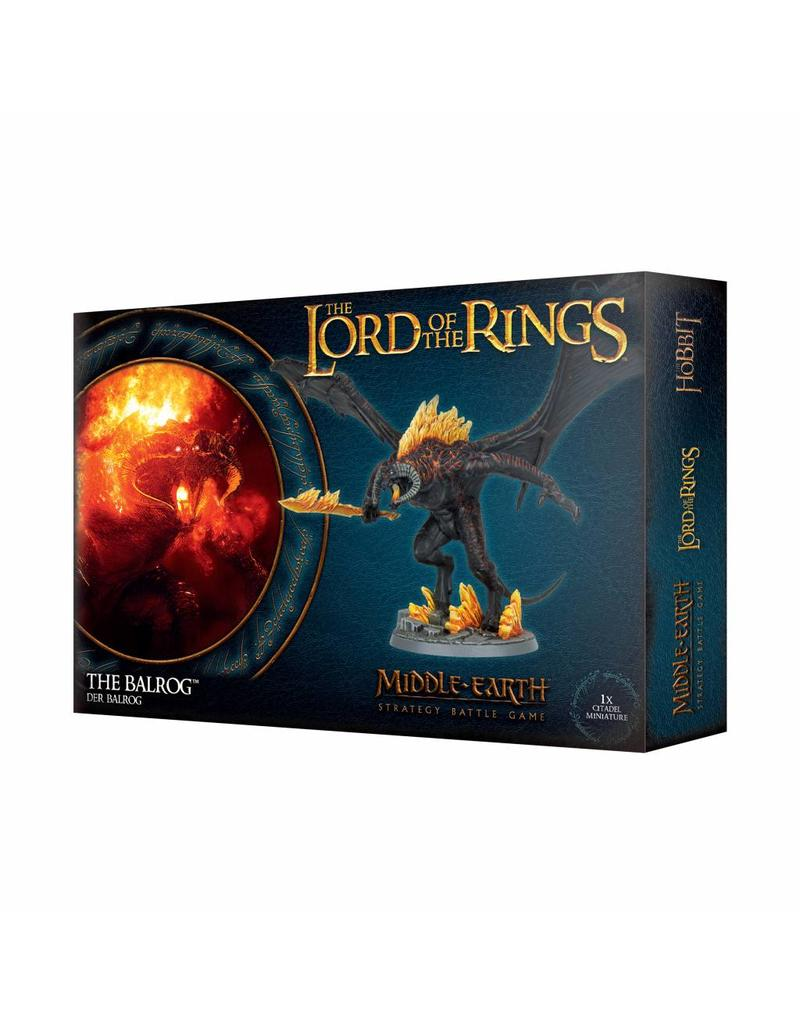 Games Workshop Forces Of Evil: The Balrog