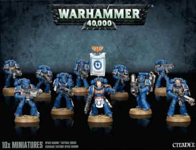 Games Workshop  Tactical Squad