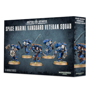 Games Workshop Vanguard Veteran Squad