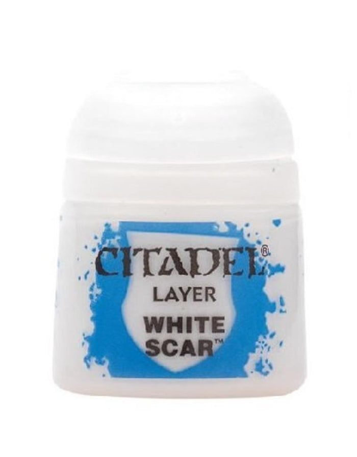 Citadel Layer White Scar 12Ml